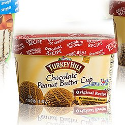 Turkey Hill Ice Cream Recalled