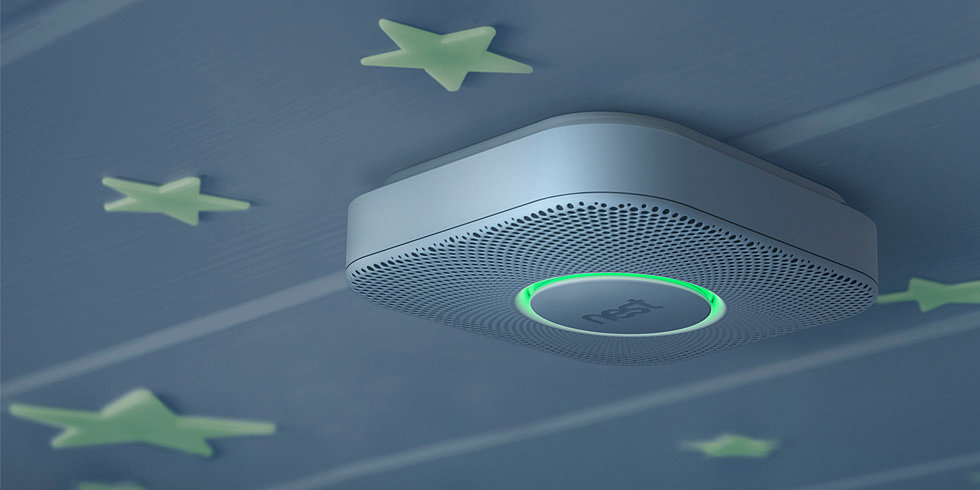 Nest Protect Is a Very Smart Smoke Detector