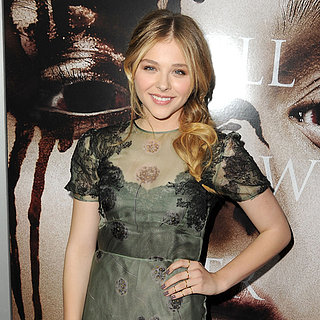 Chloe Moretz at the Carrie LA Premiere