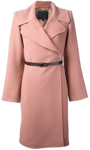 Marc Jacobs belted coat