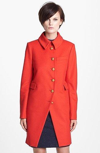 MARC BY MARC JACOBS 'Nicoletta' Wool Blend Coat
