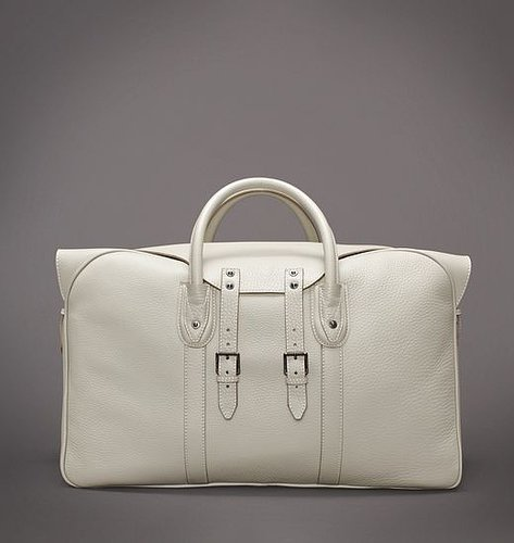 TRAFFORD BAG In Travel Leather