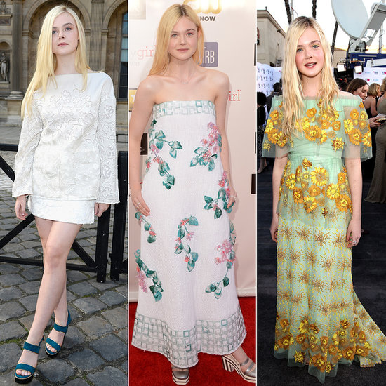 Wardrobe Watch: Elle Fanning