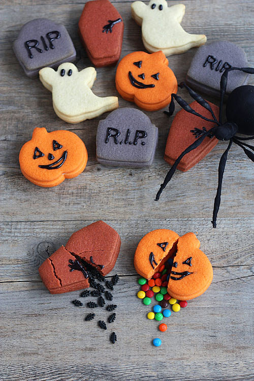 Trick-or-Treat Cookies