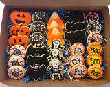 Halloween Cookie Box