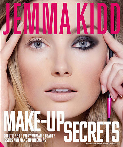 Make-Up Secrets ($25) by British makeup artist Jemma Kidd makes all those complicated beauty looks like the smoky eye and false lashes a breeze. It's good to have this manual near the vanity when you're looking to try something new.