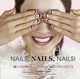 Nail art is here to stay! And while some designs are too complex to DIY, celebrity manicurist Madeline Poole has pulled together 25 looks that your friend can do with Nails, Nails, Nails! ($15).