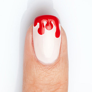 Halloween Beauty Tips: Bloody Nails