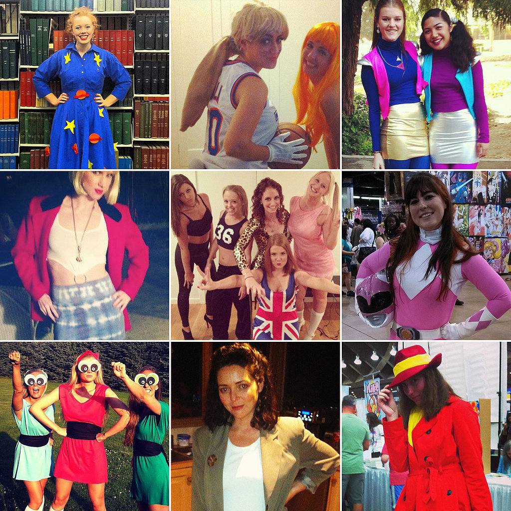 Halloween Costumes: Be a '90s Girl in a '90s World