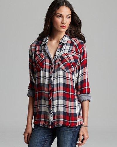 Rails Shirt - Kendra Plaid