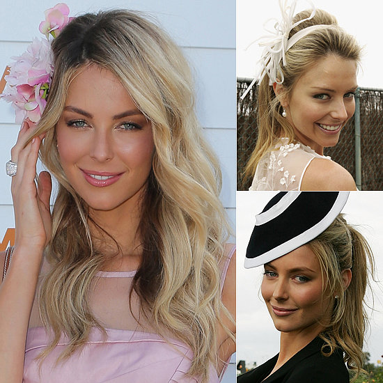 Beauty Spotlight: Jennifer Hawkins at the Races — See All the Looks!
