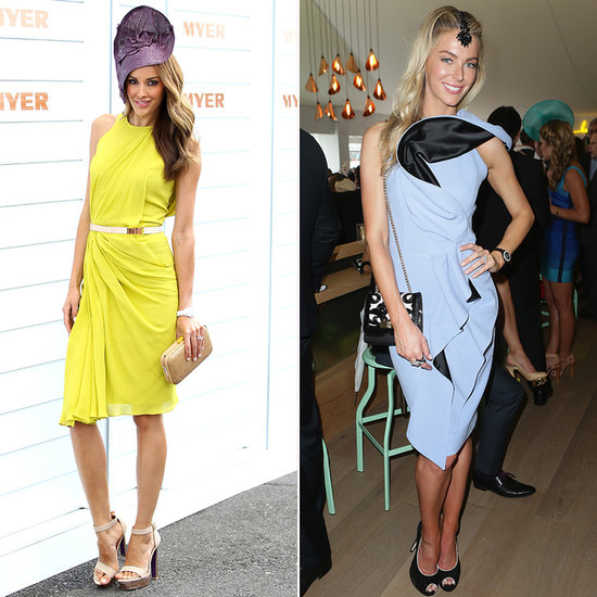 Get Inspired For Spring Racing With These Celebrity Looks