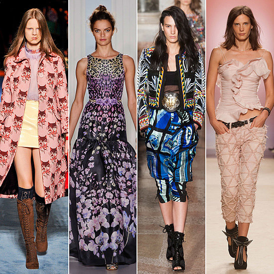 Fashion Month in 100 Outfits: All the Looks You Need to See For Spring 2014