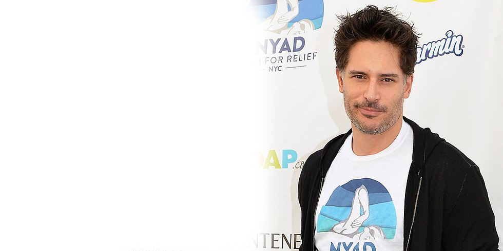 Can Joe Manganiello Compete With Marathon Swimmer Diana Nyad?
