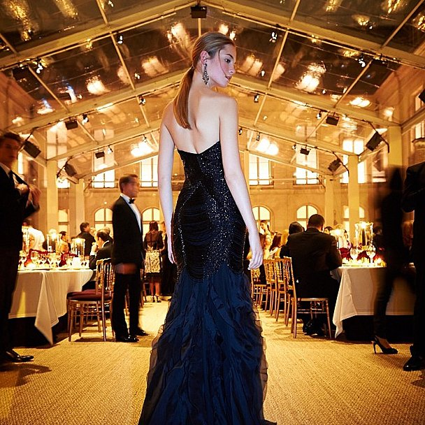 Ralph Lauren went to Paris, and the result was as chic as could be expected. Source: Instagram user ralphlauren