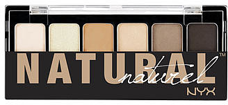 NYX 'Natural Eye' Eyeshadow Palette