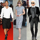 Marc! Anna! Karl! 7 Easy Fashion Insider Costumes For Halloween