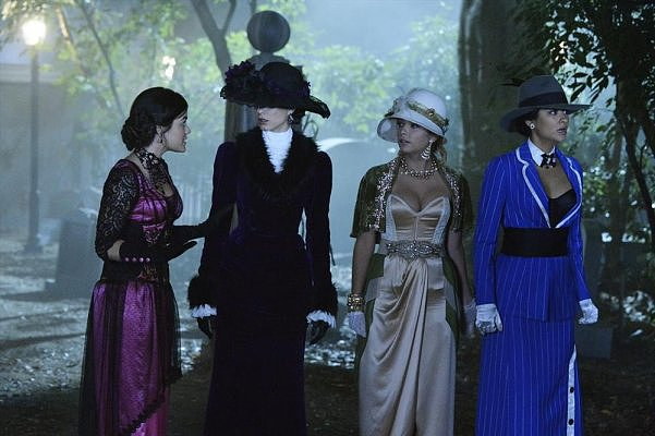 Pretty Little Liars Source: ABC Family