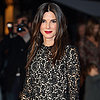 Sandra Bullock at the London Film Festival Gravity Premiere