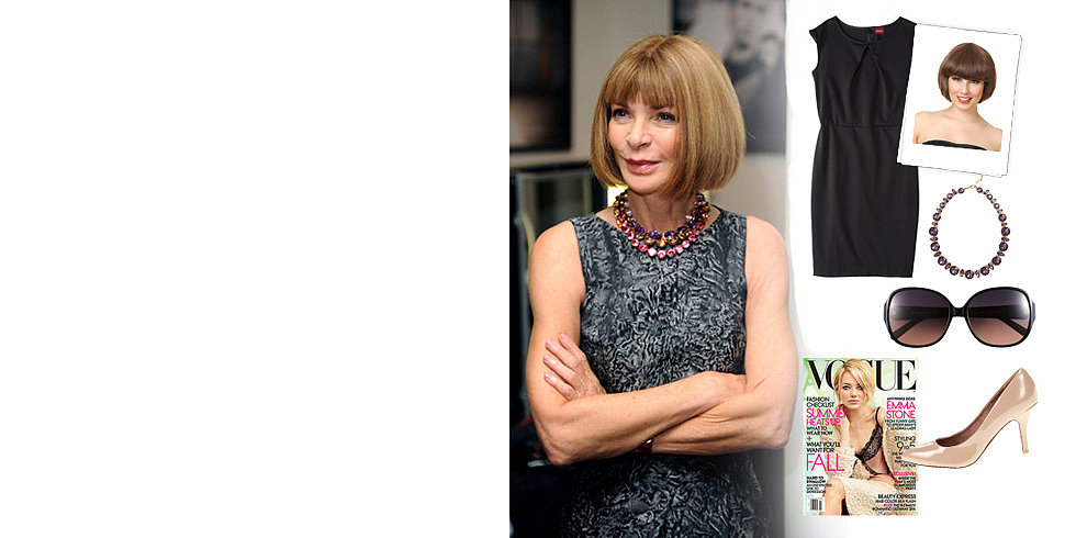 Here's a Vogue Idea: Be Anna Wintour For Halloween