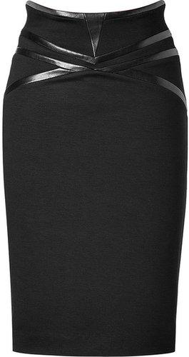 Hugo Rheas Skirt in Black