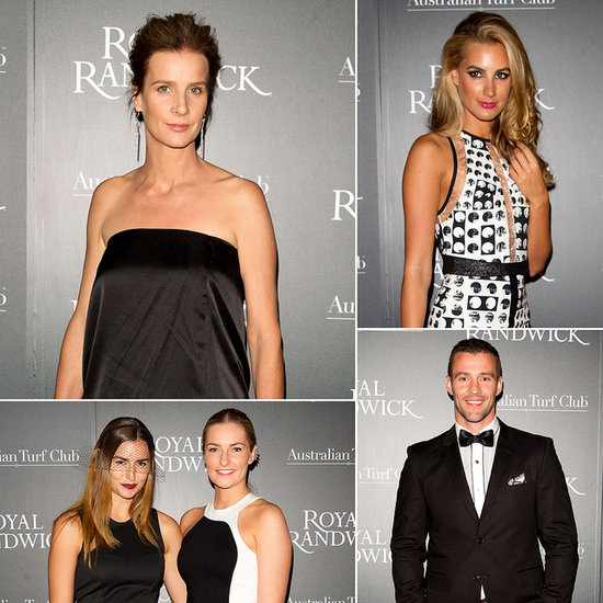 Stars Flock to Royal Randwick For a Fancy Race Party