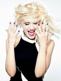 Gwen Stefani had some big news this week, announcing that she will create a nail polish line with OPI. From the number of pluses on this post, it looks like you're just as excited about it as we are.  Source: OPI