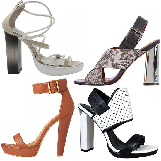 Shop: 10 Block Heels That Beg To Be Worn All Day (And Night)