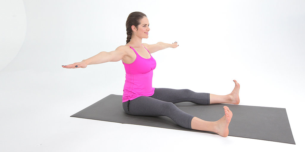 Get Ready to Saw Off Your Baby Toe and Work Your Abs!