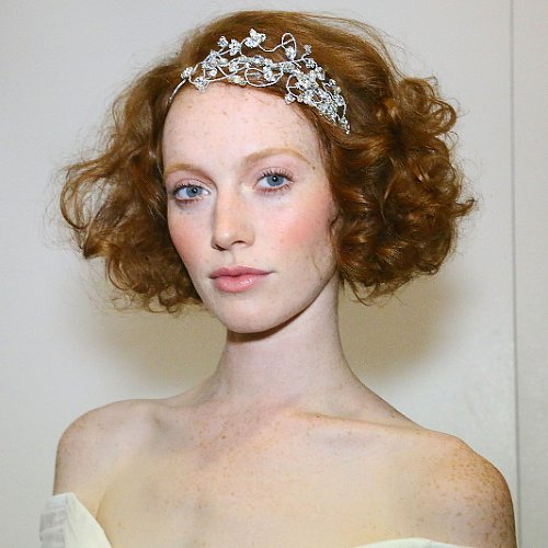 Wedding Hair Ideas From Bridal Week Fall 2014