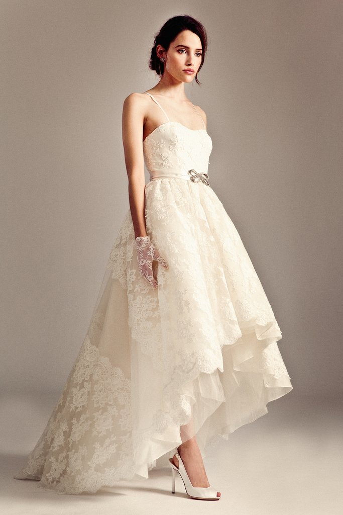 Temperley Bridal Fall 2014 Photo courtesy of Temperley London