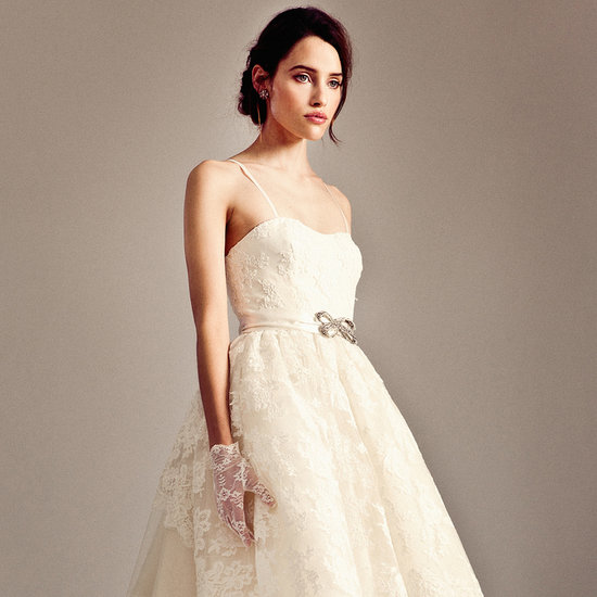 Temperley London Bridal Fall 2014: Something For Everyone