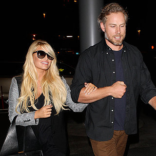 Jessica Simpson and Eric Johnson at LAX | Pictures