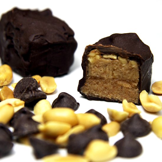 No Tricks Here! Treat Yourself to Healthier, Vegan Snickers