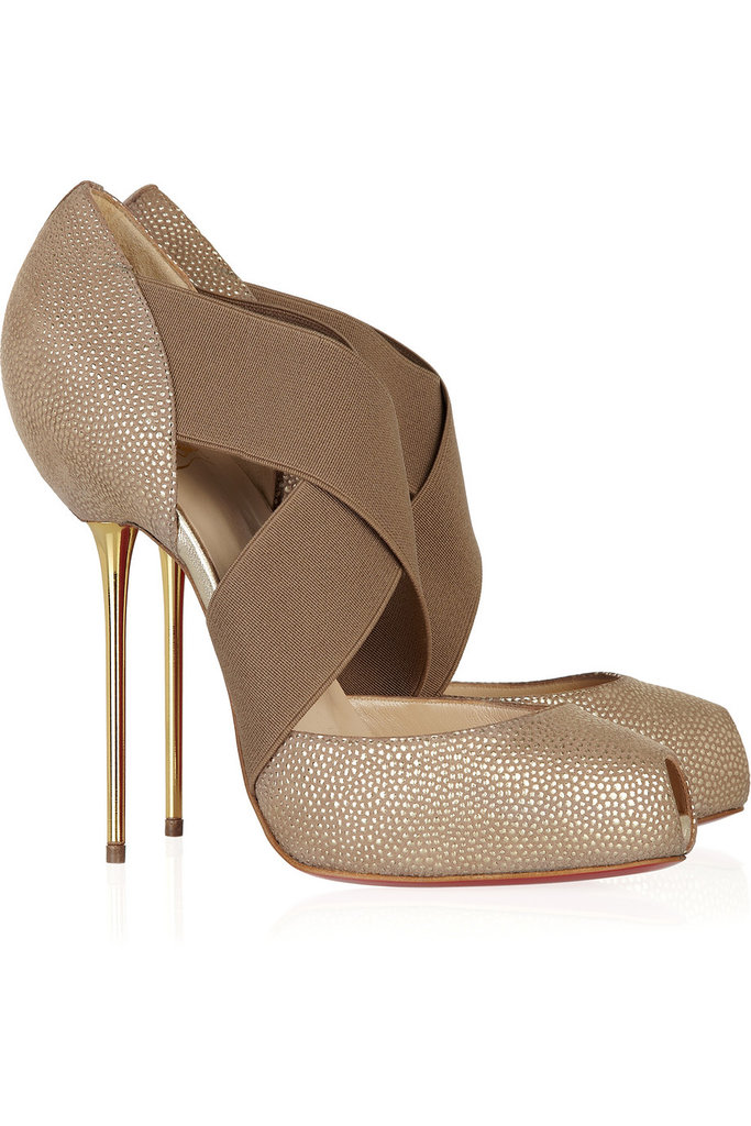 Christian Louboutin Big Dorcet Pumps ($498 on sale)