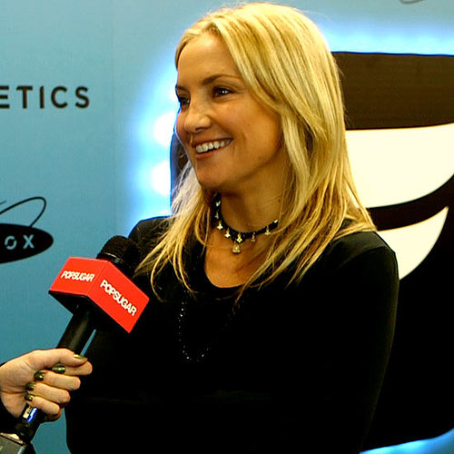 Kate Hudson Interview For Fabletics | Video