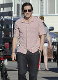 Jake Gyllenhaal Drops a Lot of Weight (and Adds a Ponytail)