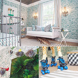 A Playful, Wild Nursery, Complete With a Life-Size Gator!