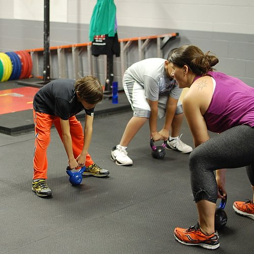 Is CrossFit For Toddlers a Crazy Idea?