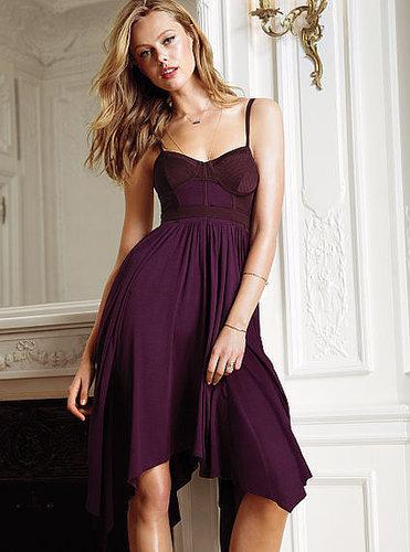 NEW! Handkerchief Slip Dress