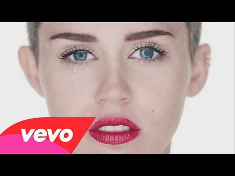 "Miley Cyrus's ""Wrecking Ball"""