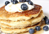 Low-Carb Hotcakes