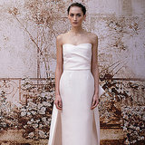 Aisle Style: The Must-See Wedding Dresses at Bridal Fashion Week Fall 2014
