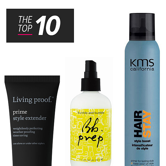 10 of the Best: Hair Primers & Protectors