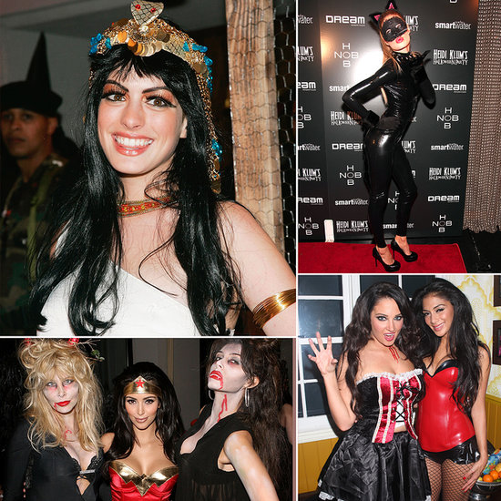 Last-Minute Halloween Inspiration — 70 Amazing Celebrity Costumes!
