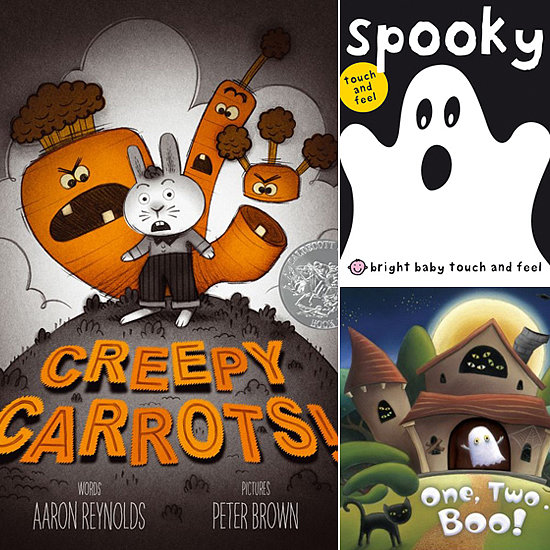 21 Not-So-Spooky Halloween Books For Tots