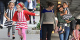 Sarah Jessica Parker's Adorable Twins Laugh, Skip and Show Their Stripes