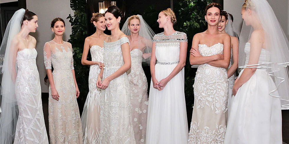 Wedding Dress Obsessed: The 6 Biggest Bridal Trends For Fall 2014