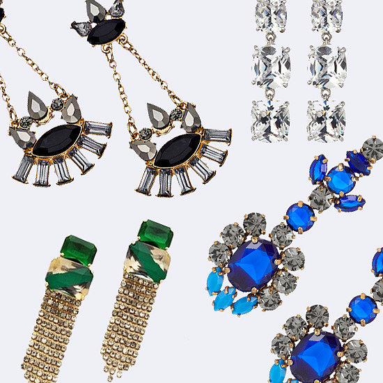 Get the Party Started in Glamorous Earrings — All For Under $75