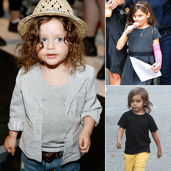 Steal the (Fall) Style of Hollywood's Trendiest Tots